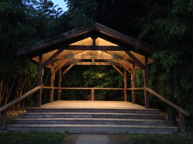 The Fields Snohomish Wedding Venue Farm Rustic Elegant Gazebo
