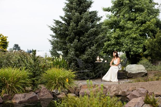 Snohomish County Washington Wedding Venue Monroe Outdoor Farm Barn Organic Produce Rustic Chic Offbeat Classic
